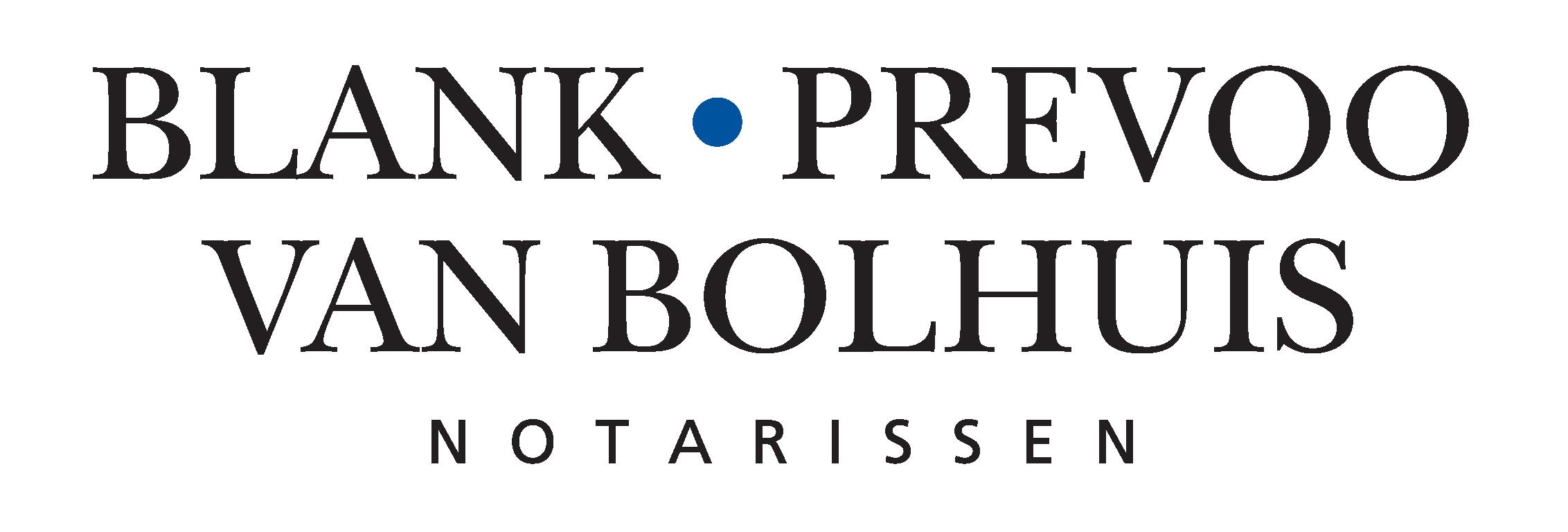 Blank Prevoo Van Bolhuis Notarissen